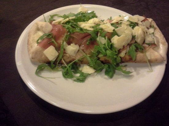 Montespertoli, อิตาลี: ci sono sempre novità nelle nostre pizze!!!