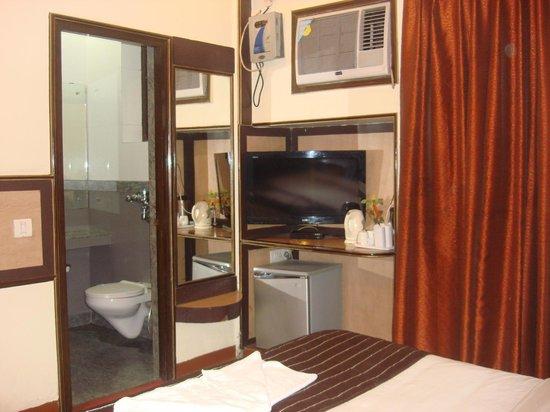 Hotel Rama Deluxe: Deluxe Room