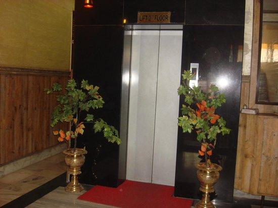 Hotel Rama Deluxe: Lobby