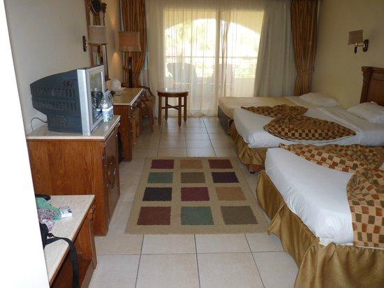 Regency Plaza Aqua Park & Spa Resort : новый номер