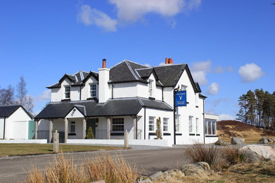 Moor of Rannoch Restaurant & Rooms
