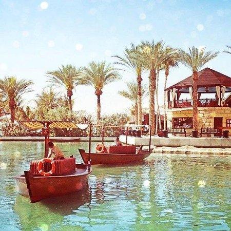 Jumeirah Dar Al Masyaf at Madinat Jumeirah: Территория отеля