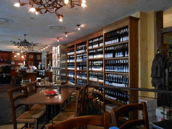 Das Weinhaus: ... to speak the truth