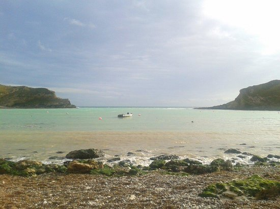 Cove House Bed and Breakfast: Lulworth cove