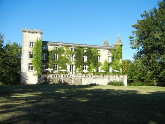 Chateau Lamothe du Prince Noir - Bordeaux: Chateau Lamothe du Prince Noir