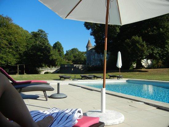 Chateau Lamothe du Prince Noir - Bordeaux: Pool