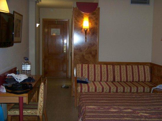 Hotel-Aparthotel Dorada Palace : Chambre