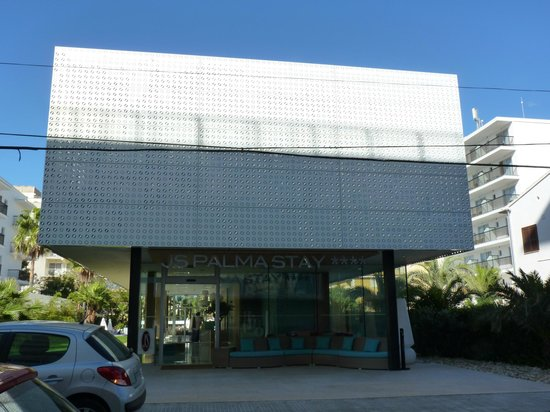 Hotel JS Palma Stay : Hotel entrance