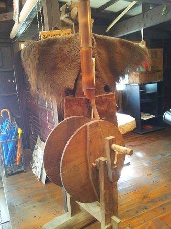 Hakusuinokura: Old Tools