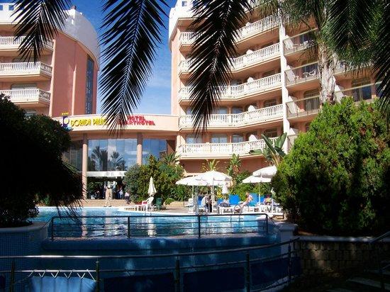 Hotel-Aparthotel Dorada Palace: Vue Psicine