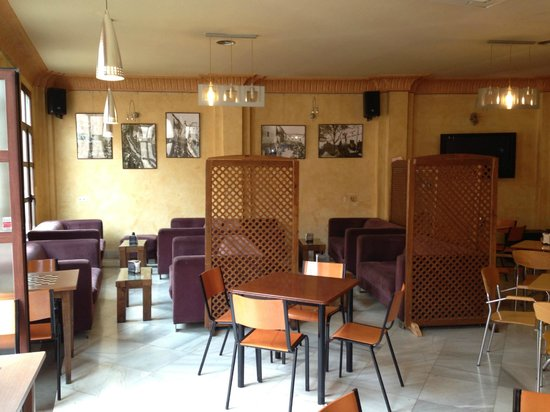 Restaurante Cafe-Bar Liceo Accitano: SALON