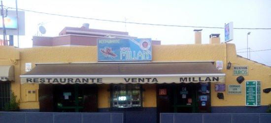Restaurante Venta Millan