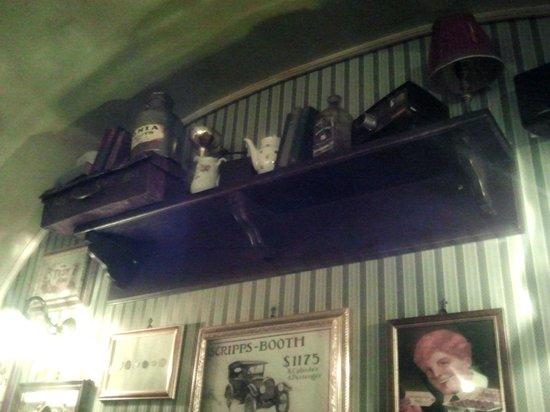 O'Haras Pub&Grill: Particolare della sala