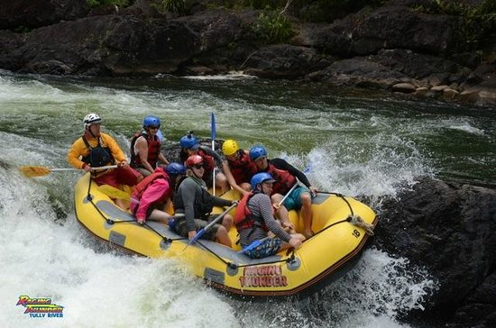 Raging Thunder Adventures : great rafting