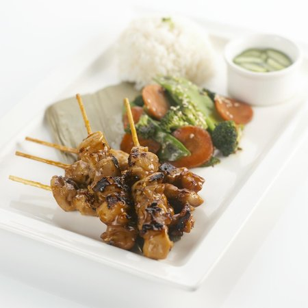 poulet teriyaki photo de le wok nantes tripadvisor. Black Bedroom Furniture Sets. Home Design Ideas