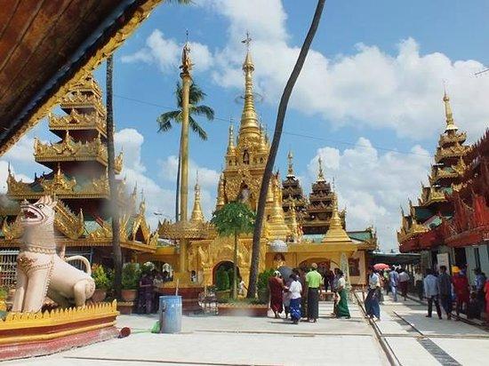 Yangon Region, Myanmar: Yele Pagoda