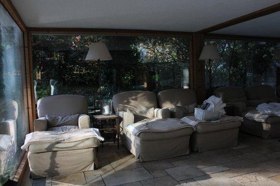 Meisters Hotel Irma: sala relax