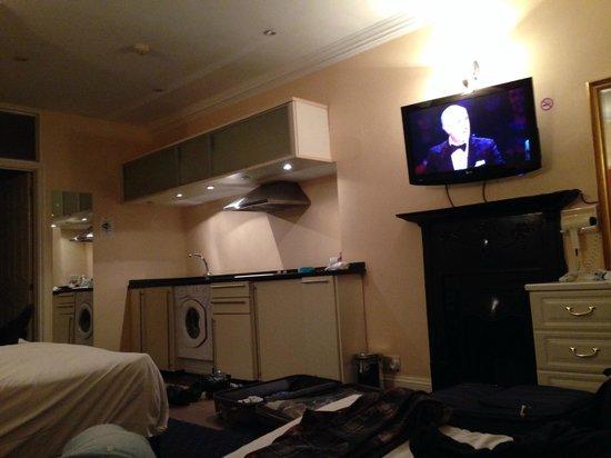 Mermaid Suite Hotel : Camera
