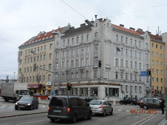 Hotel Allegro: Esterno