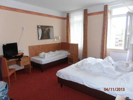 Hotel Allegro: Camera