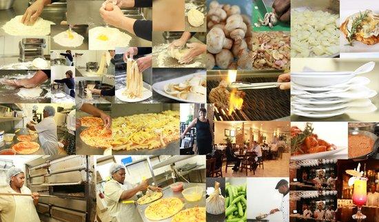 Grazia Fine Food & Wine: Medley of photo's