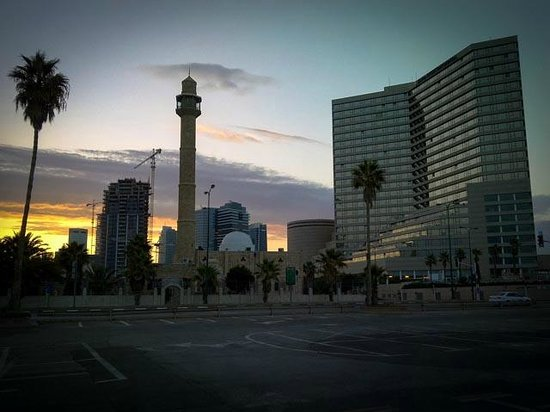 InterContinental David Tel Aviv: Dawn and the IC