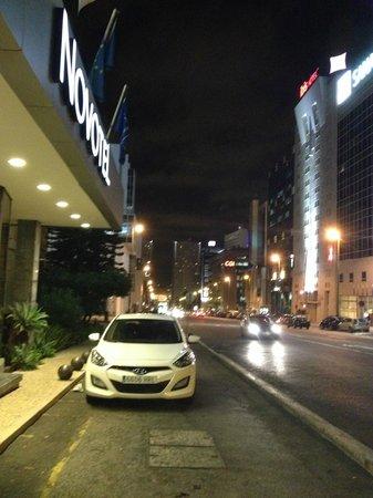 Novotel Lisboa: exterior del hotel