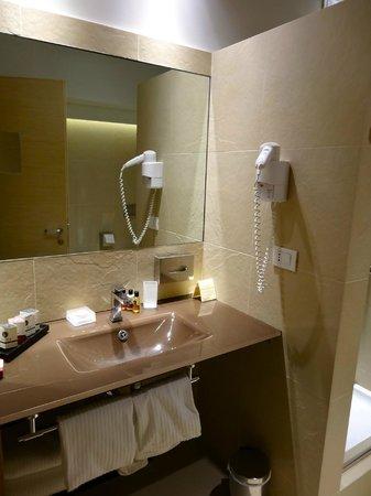 Villa dei Platani Boutique Hotel & Spa: Bagno
