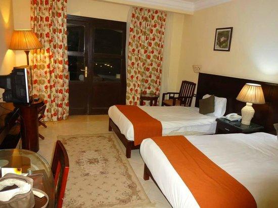 Aquamarine Sun Flower Resort : De kamer is echt prima!