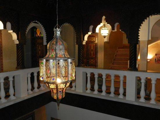 L'Escale de Marrakech: intérieur étage