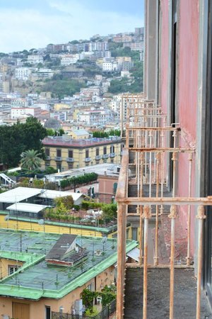 Britannique Hotel : A view from the room