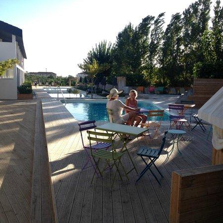 Aqua Bay Hotel: Trevligt å lugnt!
