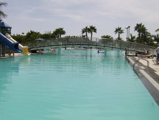 THB Tropical Island: Main pool annex