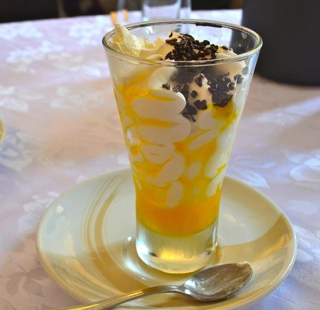 Ristorante Da Diego: Enjoyable dessert