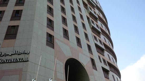 Dar Al Hijra InterContinental Madinah : Front of Hotel