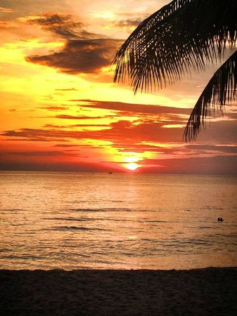 Chen Sea Resort & Spa Phu Quoc: Another boringly stunning sunset