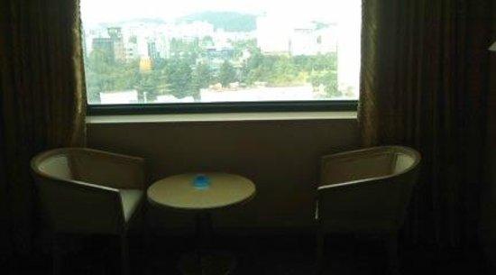 Legend Hotel: 眺め