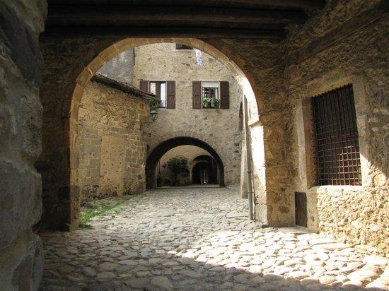 Museo dei Tasso e della Storia Postale: vicolo