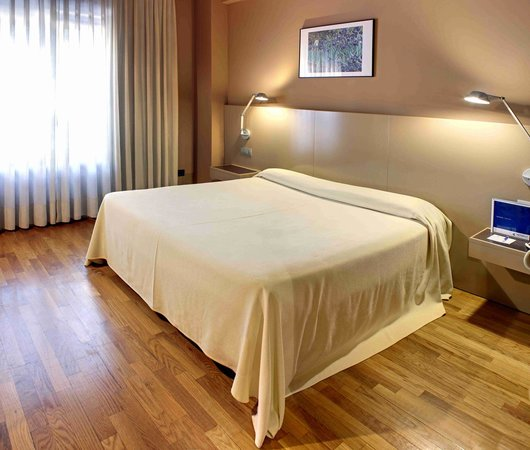Aparthotel Campus: Dormitorio Estudio