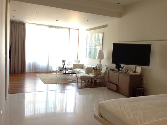 Hod Hamidbar Resort and Spa Hotel: The Suite