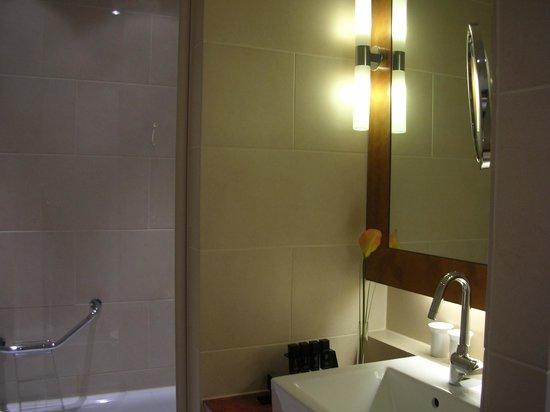 Meliá Berlin: l'intérieur de la salle de bain