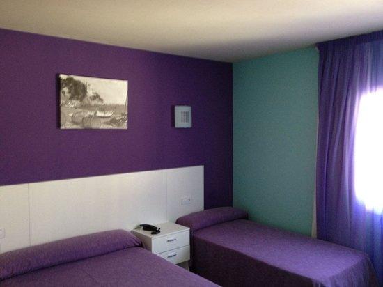 Hotel Moremar: La camera