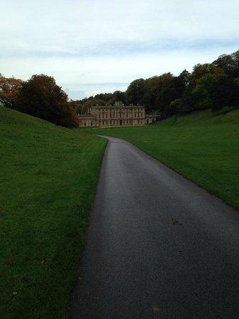 Dyrham Park: House