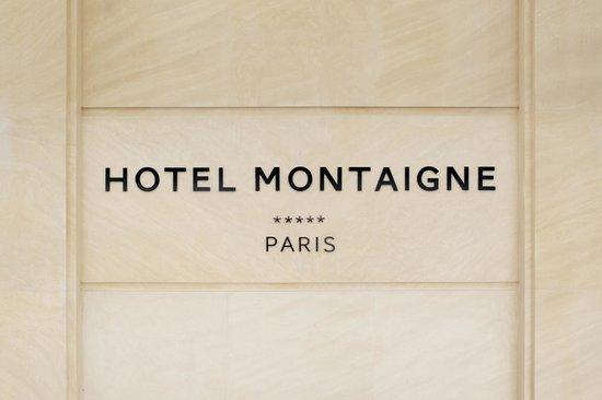 モンテーニュ ホテル