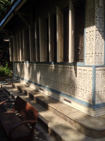 Baan Orapin Bed and Breakfast : Old teak house