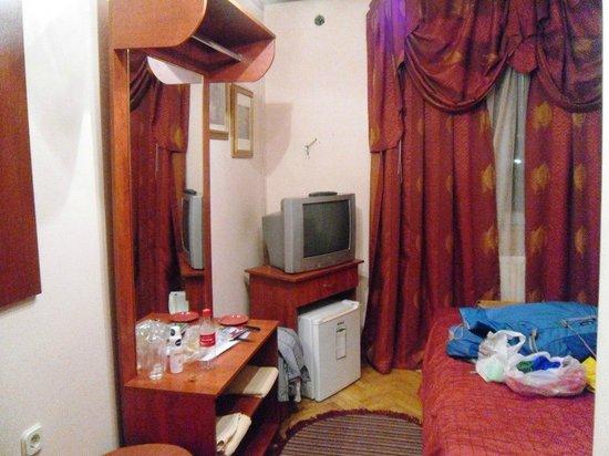 Hotel Breza: Мой номер