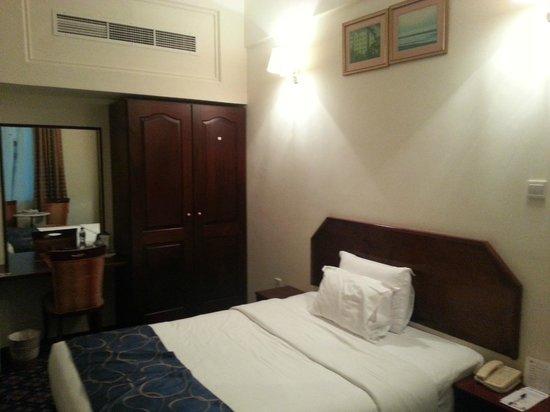 Ramee Guestline Hotel Qurum - Oman : Bed