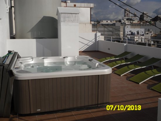 Hotel Rocamar: hotub