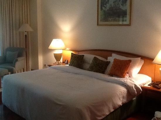 Sofitel Angkor Phokeethra Golf and Spa Resort: room 105 on the groung floor