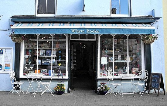 Schull, Ireland: Shortlisted Bookshop of the Year 2013